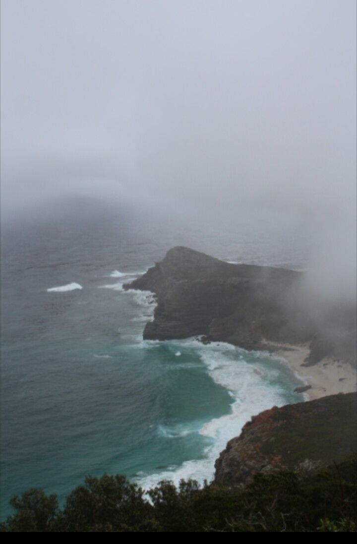 Cape Point in Capetown.