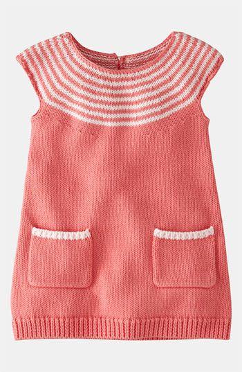 Mini Boden Knit Dress (Infant) | Nordstrom