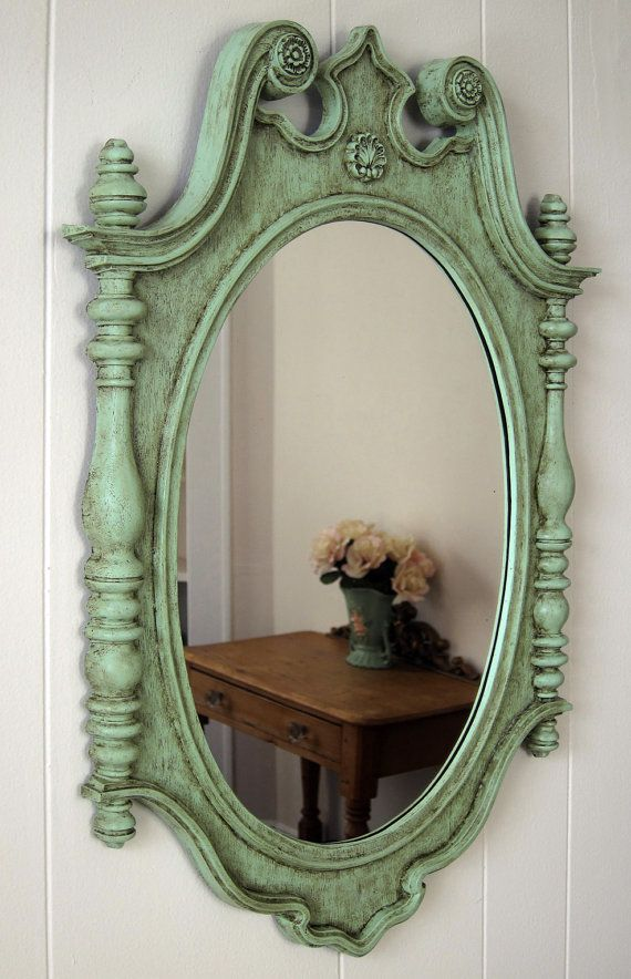 Best 25 farmhouse mirrors ideas on pinterest farmhouse - Farmhouse style bathroom mirrors ...