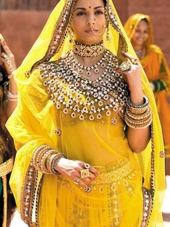 Image detail for -Bollywood outfits indian ethnic blouses costume imitation jewellery