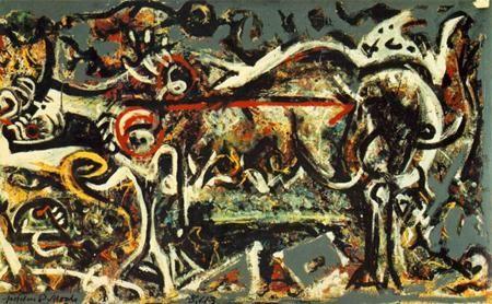 Джексон Поллок: художник абстракционист, его картины и творческий путь | All report Интернет журнал о кино, искусстве, дизайне и архитектуре