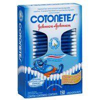 Hastes Flexiveis Johnson`s Cotonetes 150un. Compre Hastes Flexiveis Johnson`s Cotonetes 150un. com desconto na Netfarma ?. Por apenas 5.39