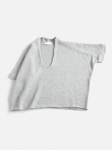 dry cotton V neck pullover