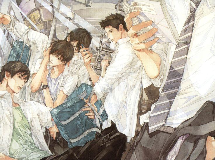 by Ayumi Kasai #manga #yaoi