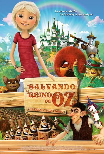 TRAILERS y CINE: SALVANDO AL REINO DE OZ