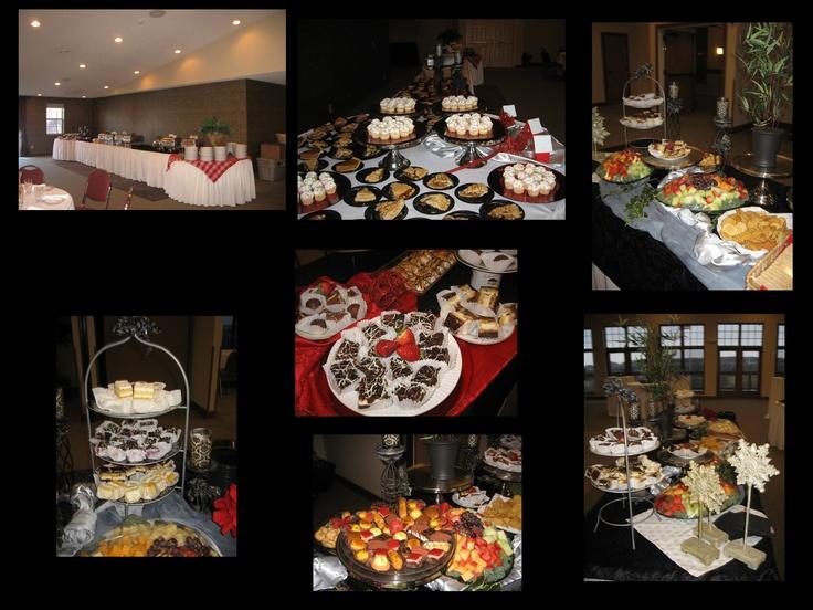 Cindy's Classic Catering Galena il.   Decor, Barn wedding