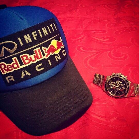Edición limitada Gorra Red Bull