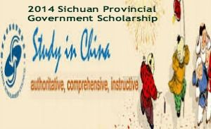 2014 Sichuan Provincial Government Scholarship for Foreign Students in China , and applications are submitted between from January to June. Sichuan Provincial Government is offering scholarship for foreign students.