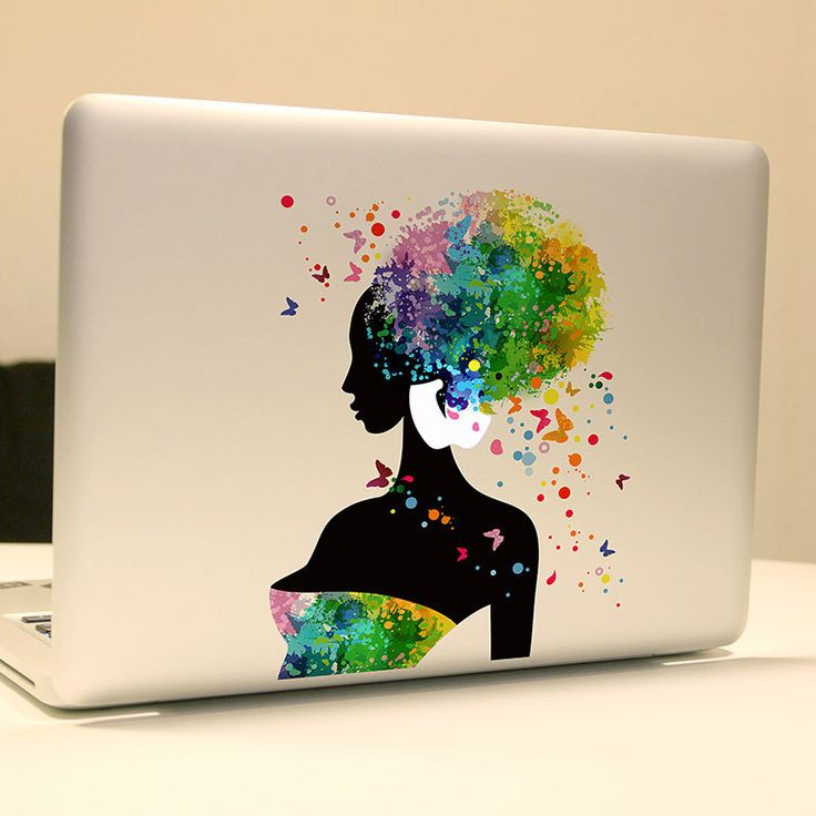 macbook Pro decal stickers Macbook Air 11 decals Big Girl macbook keyboard decal cover skin macbook decals sticker Laptop mac decal sticker by MixedDecal on Etsy