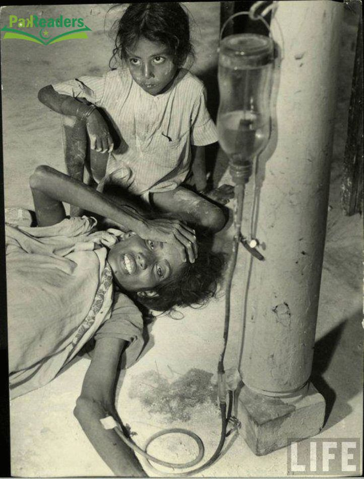 rare picture of 1947 partition44