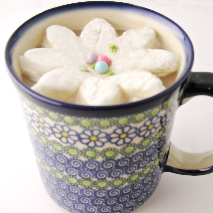 How To Make Blooming Hot Chocolate Marshmallows
