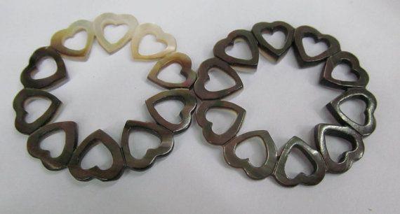 Большие ручной работы 50 мм 12 шт. подлинной сс оболочки gergous в форме сердца круглый овал ассортимент