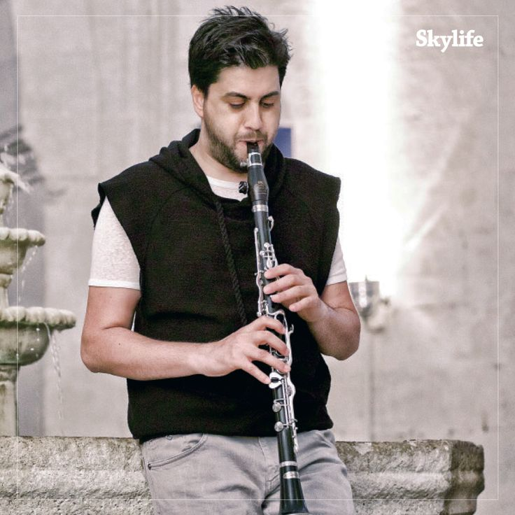 You are always welcomed to the clarinet virtuoso Serkan Çağrı's Edirne.