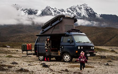 Lloyd's Blog: Around the World in a Volkswagen Westfalia