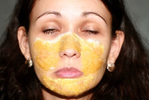DIY Facial Scrub 5 Easy Recipes Make Facial Scrub Self Facial #colo ...  -  Hautpflege-Rezepte