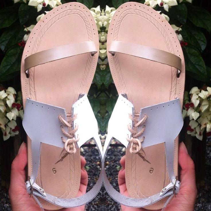 #dkowski #leather #handmade #sandal