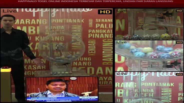 Hasil Live Togel Buntut Undian Kupon HappyNalo Periode 10 September 2016
