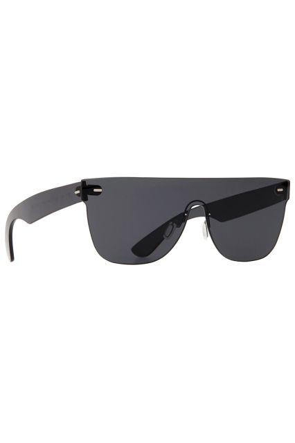 Солнцезащитные очки Tuttolente RETROSUPERFUTURE - Эффектные солнцезащитные очки черного цвета из коллекции бренда RETROSUPERFUTURE в интернет-магазине модной дизайнерской и брендовой одежды