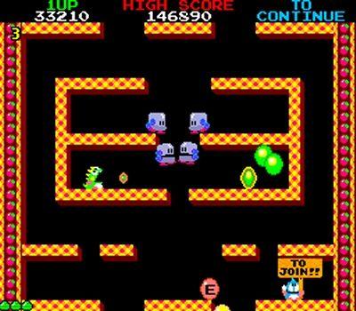 Bubble Bobble (1986). Bub and Bob rule!