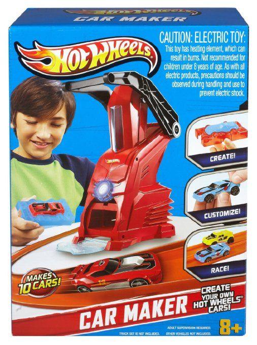 Hot Wheels Car Maker Playset Uk