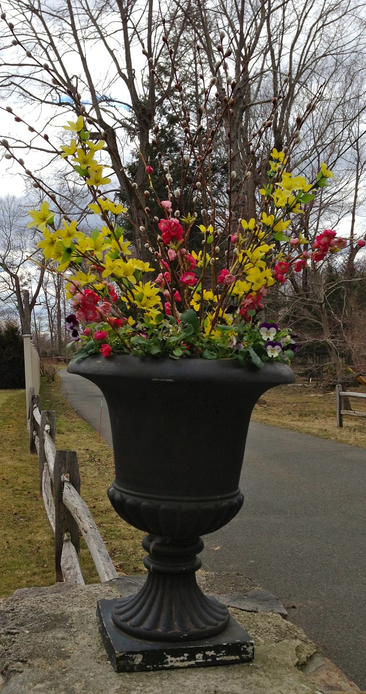 planter images plant flower best pinterest on planters outdoor spaces pots spring and urns