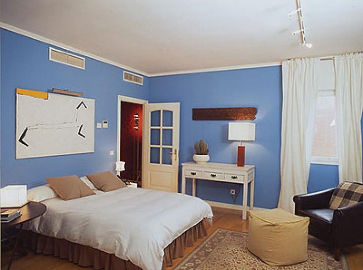 M s de 25 ideas incre bles sobre ropa de cama de color azul en pinterest dormitorio r stico de - Focos para dormitorios ...