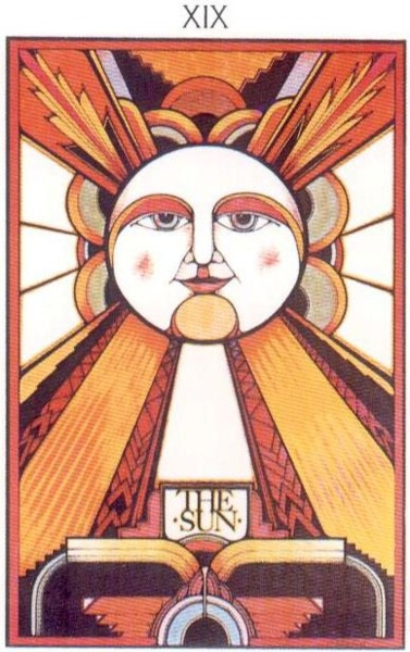 The Sun #tarot