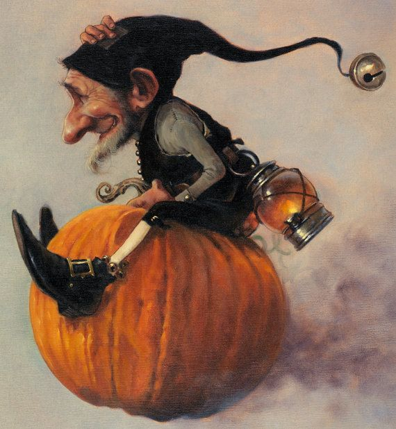 Pumpkin Rider                                                                                                                                                     Plus