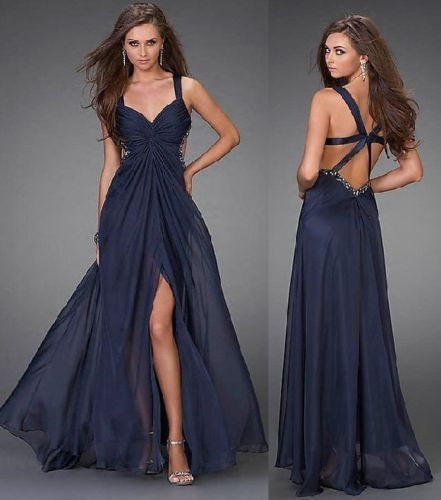 I would love to wear this to an Air Force Ball. It would look so good with Stevens dress blues <3