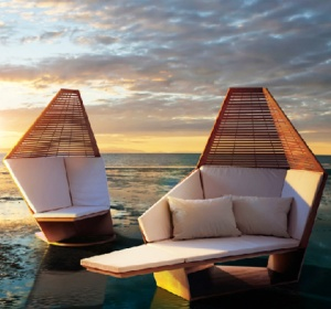 Thai Design. Very contemporary and stylish!