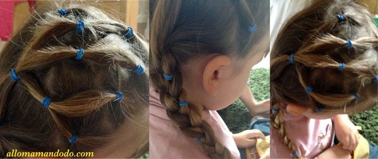 coiffure fille loom