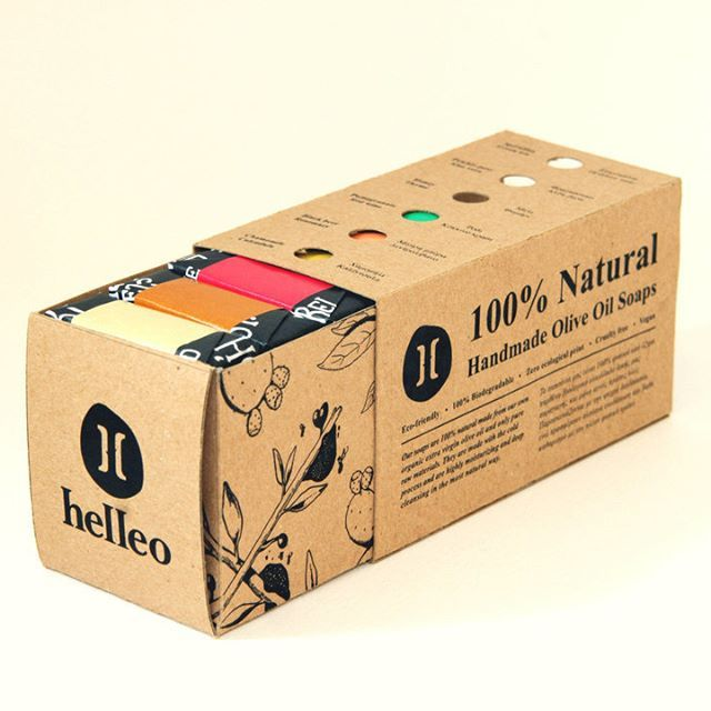 Our new product is ready!!!  Our mini soap series in one beautiful eco 6pack, ideal for your vacation or a special gift.    #helleo #helleosoaps #6pack #ecological #eco #Heraklion #Crete #minisoaps #businessgift #vacation #naturalsoaps #handmadesoaps #handcrafted #skinfood #veganbeauty #veganskkincare #organicskincare #loveourjob #localproducers