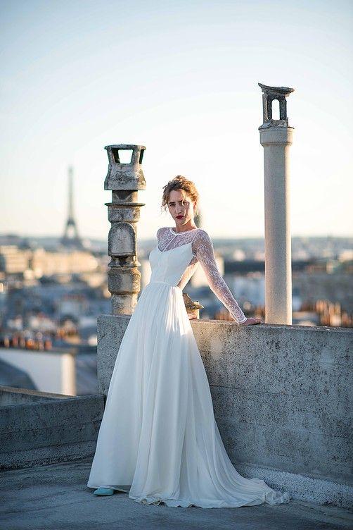 Un doux mélange de styles et d'influences urbaines, romantiques et toujours purement chic.