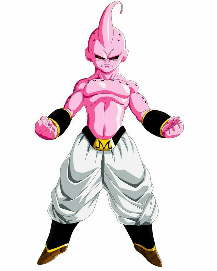 Kid Buu Dragon Ball Z Enemy Character Dragon Ball Dragon Ball