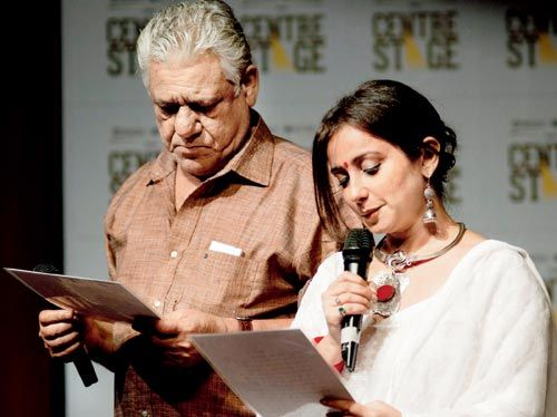 Om Puri's 'Teri Amrita' travels to Pakistan