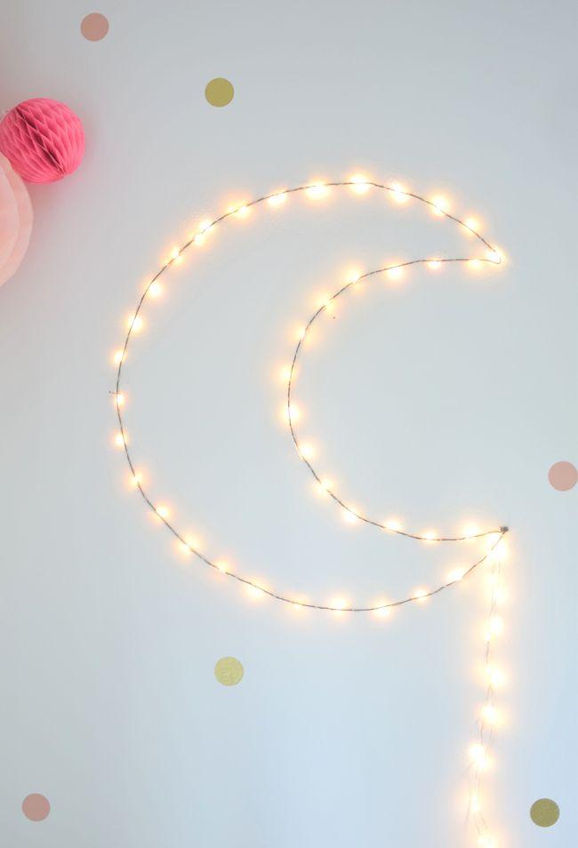 Best 25 guirlande led ideas on pinterest led lumineuse - Petite guirlande lumineuse led ...