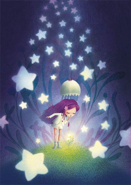 Starry Sky Anne-Marie Hugot
