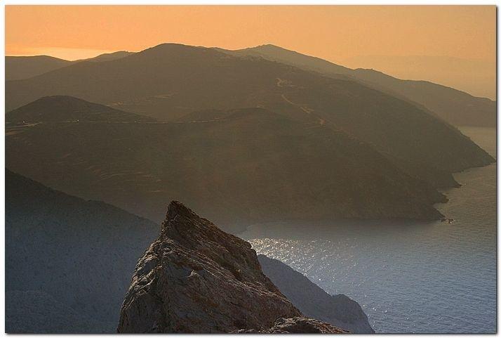 Overlooking Folegandros.. - Folegandros, Kyklades