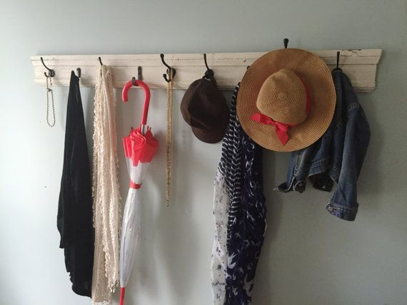 school house vintage trim coat rack by on etsy