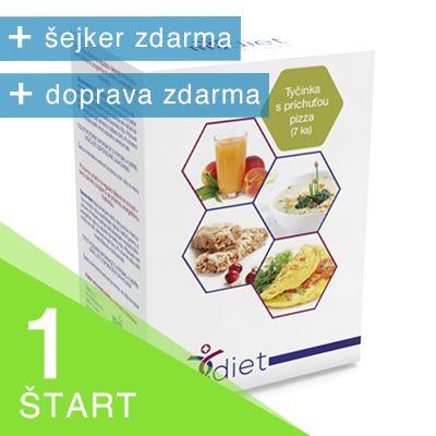 Štartovací balíček m.diet®
