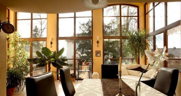 Holzfenster von Kneer-Südfenster, edles Design und ...