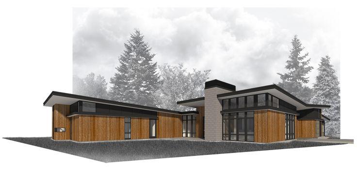 17 best images about nw modern home design on pinterest. Black Bedroom Furniture Sets. Home Design Ideas