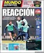 DescargarMundo Deportivo - 1 Diciembre 2013 - PDF - IPAD - ESPAÑOL - HQ
