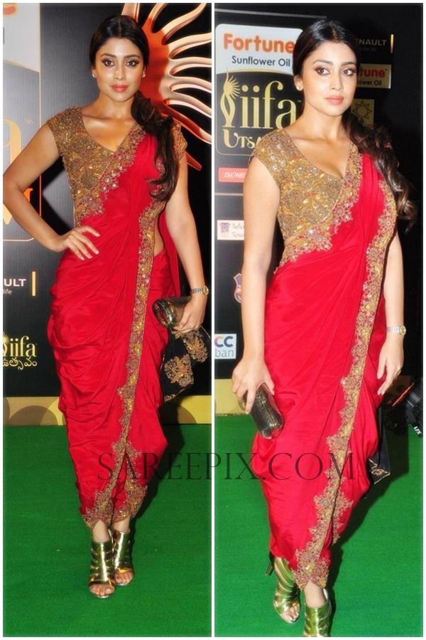 Get Bollywood sarees customized at @nivetas design studio   Visit us at https://www.facebook.com/punjabisboutique Whatsapp : +917696747289  Bollywood Sarees