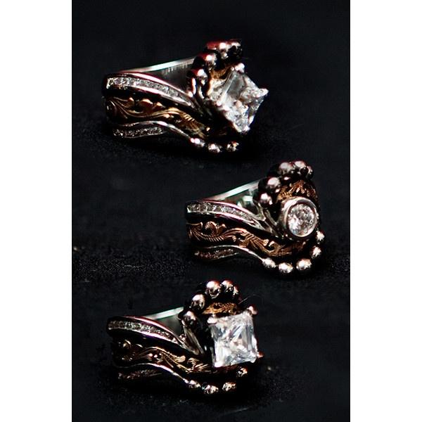 Bob Berg Western Rings Wedding Found on weddingkeepcom jewelry