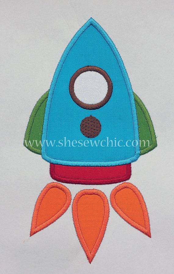 block rocket quilting machine