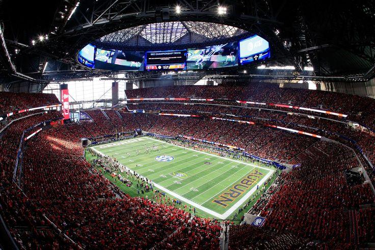 The SEC Championship live blog: Notes and score updates throughout Auburn vs. Georgia