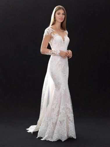 Allure Madison James Wedding Dresses - Style MJ407