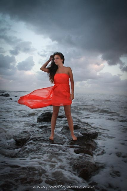 A recent shoot at the South Coast of South Africa. Model: Megan Cussons. www.facebook.com/joestrydomphotography