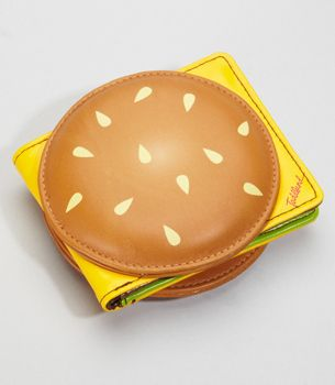 Burger Wallet $25